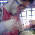 讃岐うどんメッチャ並んでるよ!泣 in香川県