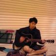 今日の私は新潟で歌っています。