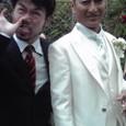 ススキノで結婚式
