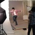 スチール撮影