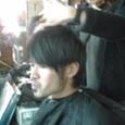 数年ぶりに髪を染めました。