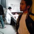 撮影最終日。