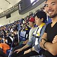 今季初東京ドーム