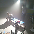 舞台稽古と撮影