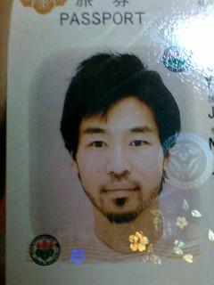 3つ目のパスポート