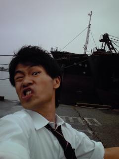 今、木更津に居ます。