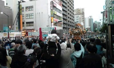 三社祭&タイフェスティバル&台本作業&ライヴ