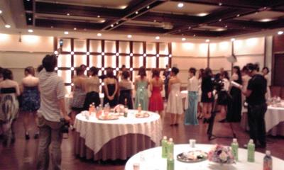 婚活パーティーに行って来ましたぁ!