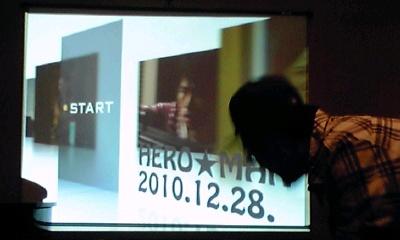 HERO★MAN打ち上げ&忘年会