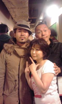 舞台観劇×3(あの声優さんとも…)