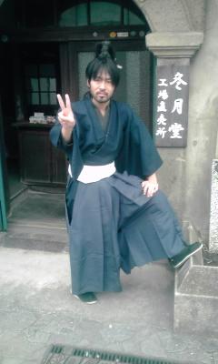 月末は小田原で撮影