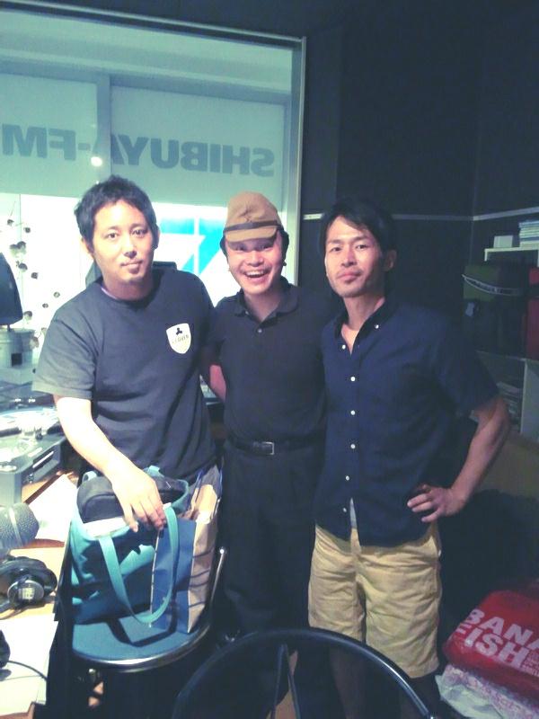 入江悠&佐藤良洋で生ラジオ