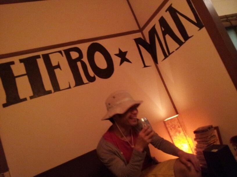 HERO★MANようやく折り返し