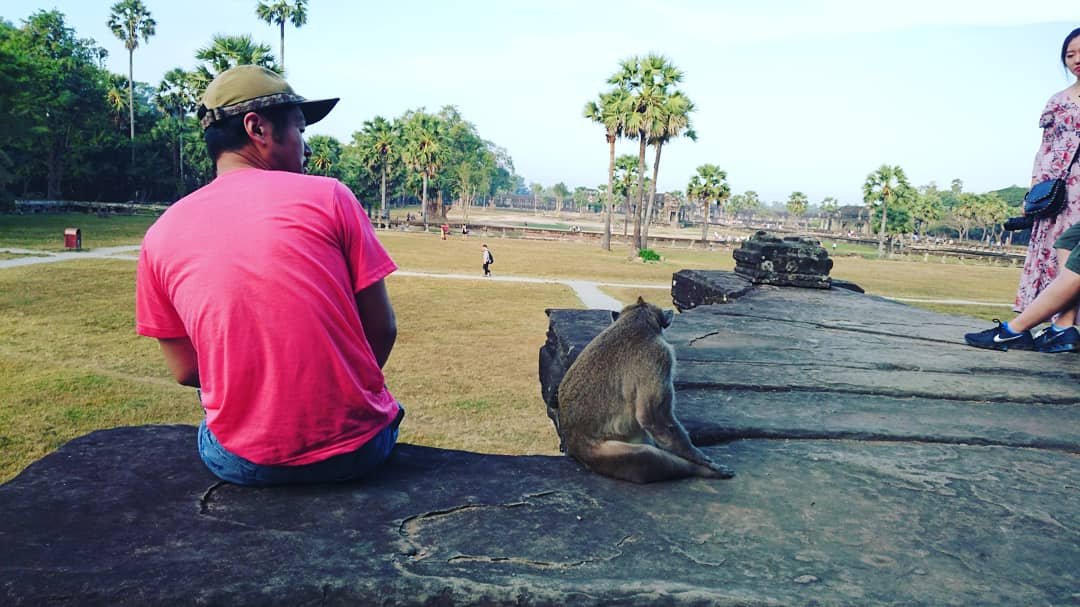 カンボジアの歴史を知って欲しい